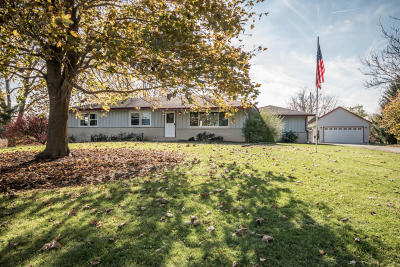 Muskego Single Family Home Active Contingent With Offer: S107w18677 Muskego Dam Dr
