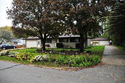 Kenosha County Single Family Home For Sale: 5418 89th St