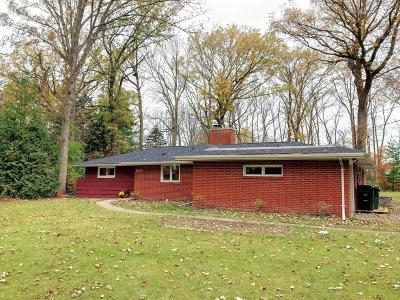 Racine Single Family Home Active Contingent With Offer: 1622 Oaklawn Dr