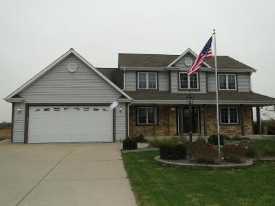 Muskego Single Family Home Active Contingent With Offer: S98w13281 Champions Dr