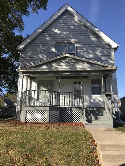 West Allis Single Family Home Active Contingent With Offer: 2117 S 83rd St