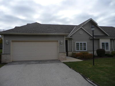 Greenfield Condo/Townhouse Active Contingent With Offer: 5325 S Butterfield Way