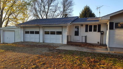 Campbellsport Single Family Home For Sale: W862 County Rd B