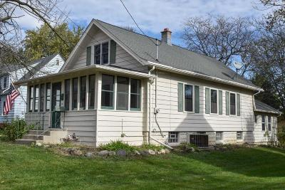 Menomonee Falls Single Family Home For Sale: W161n8950 Hayes Ave