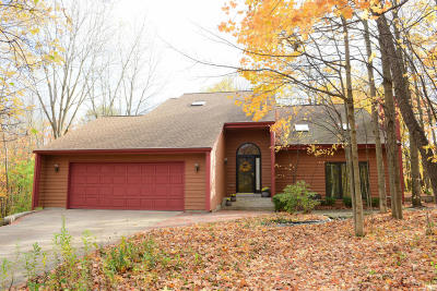 Big Bend Single Family Home Active Contingent With Offer: W236s7610 High Point Ct