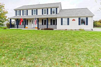 Muskego Single Family Home Active Contingent With Offer: S79w16658 Green Ct