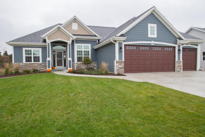 Single Family Home For Sale: 21718 N Weather Edge Cir