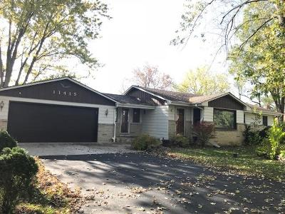 Franklin Single Family Home For Sale: 11415 W Mayers Dr