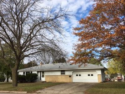 Single Family Home Active Contingent With Offer: 510 W Hilltop Tr