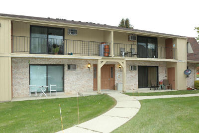 Greenfield Condo/Townhouse Active Contingent With Offer: 3215 W Mangold Ave #B