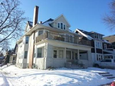 Milwaukee County Two Family Home Active Contingent With Offer: 3003 N Maryland Ave #3005