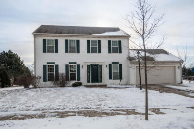 Waukesha Single Family Home For Sale: 1045 River Place Blvd