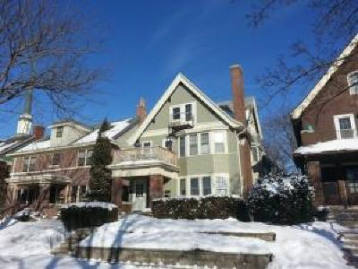 Milwaukee Multi Family Home Active Contingent With Offer: 3044 N Stowell Ave #3046