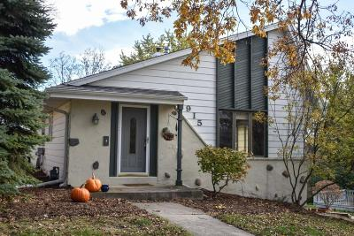 Waukesha Single Family Home Active Contingent With Offer: 915 S Grandview Blvd