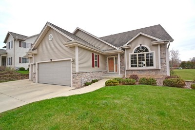 Franklin Single Family Home For Sale: 3099 W Puetz Rd