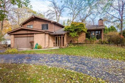 Brookfield Single Family Home Active Contingent With Offer: 270 S Rosedale Dr