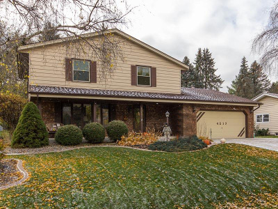 Racine County Single Family Home Active Contingent With Offer: 4217 Chekanoff Dr