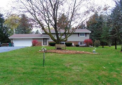 Single Family Home For Sale: 2842 Long Valley Rd