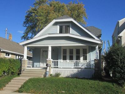 West Allis Single Family Home Active Contingent With Offer: 1622 S 62nd St