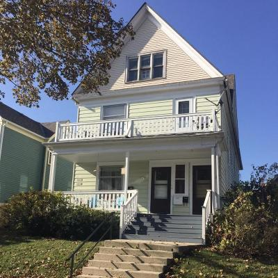 Milwaukee Multi Family Home Active Contingent With Offer: 2479 N Cramer St #-81