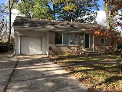 Greenfield Single Family Home For Sale: 3433 S 50th Pl