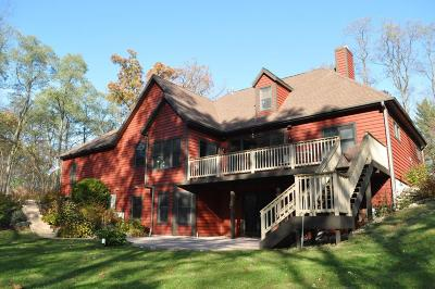 Single Family Home Active Contingent With Offer: N7426 McCabe Rd