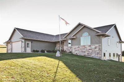 Campbellsport Single Family Home Active Contingent With Offer: W4706 Sierra Dr