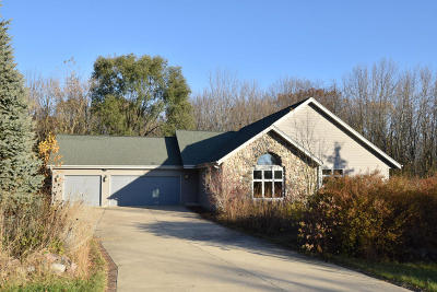 Ozaukee County Single Family Home Active Contingent With Offer: 336 Valley View Ln