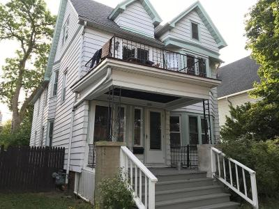 Milwaukee WI Two Family Home For Sale: $329,900