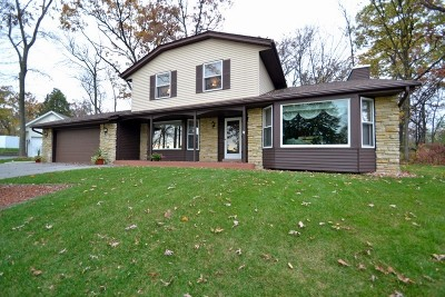 Milwaukee Single Family Home For Sale: 1830 W Upham Ct
