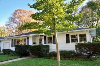 Waukesha Single Family Home Active Contingent With Offer: 1319 Bluebird Terrace