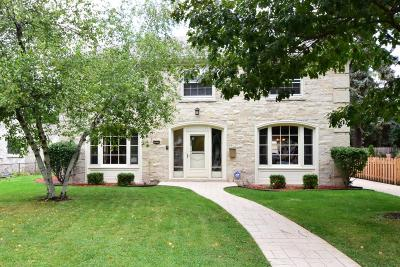 Milwaukee County Single Family Home For Sale: 7822 W Wisconsin Ave