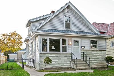 West Allis Single Family Home For Sale: 1651 S 65th St