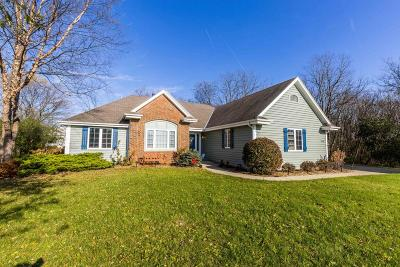 Waukesha County Single Family Home Active Contingent With Offer: 1958 Hillcrest Dr