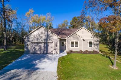Single Family Home Active Contingent With Offer: N6775 Tippecanoe Trail