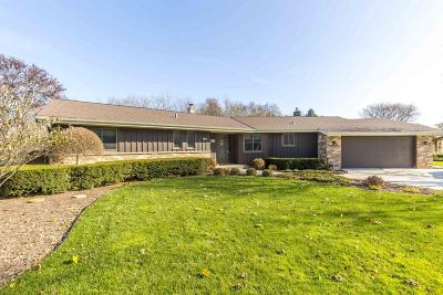 West Allis Single Family Home Active Contingent With Offer: 3428 S 119th St