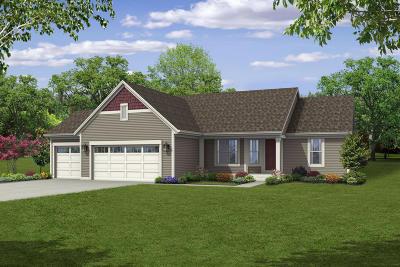 Single Family Home For Sale: Lot #14 Lot 14 Harvest Pt South Ph 1