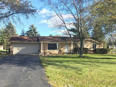 Single Family Home Active Contingent With Offer: 1422 Oak Dr