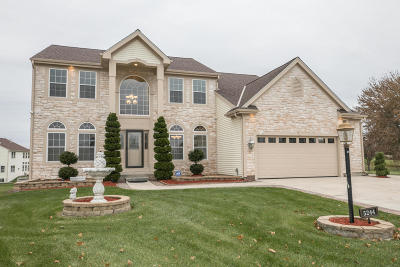 Single Family Home For Sale: 5244 W Preserve Ct