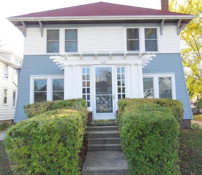 Wauwatosa Single Family Home For Sale: 2169 N 62nd St