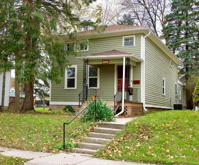 Single Family Home Active Contingent With Offer: 528 S 6th Ave