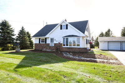 Washington County Single Family Home Active Contingent With Offer: 6489 Clover Rd