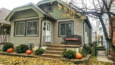West Allis Single Family Home Active Contingent With Offer: 1749 S 69th St