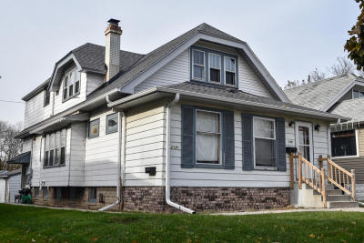 West Allis Two Family Home For Sale: 2175 S 76th St #2177