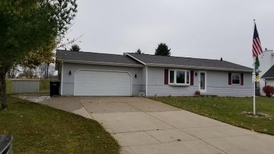 Campbellsport Single Family Home For Sale: 529 Redwing Ct