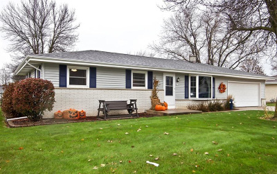 Washington County Single Family Home Active Contingent With Offer: 370 Braatz Dr
