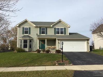 Waukesha Single Family Home For Sale: 2549 Fox River Parkway