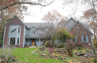 Waukesha County Single Family Home Active Contingent With Offer: 4810 S Forest Ave