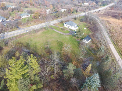 Waukesha County Single Family Home Active Contingent With Offer: W370s9526 State Road 67