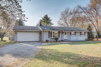 Jefferson County Single Family Home Active Contingent With Offer: W215 Cottage Ave